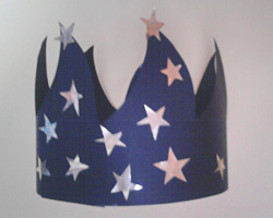 детская корона своими руками корона короля