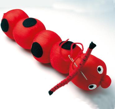 игрушка из колготок