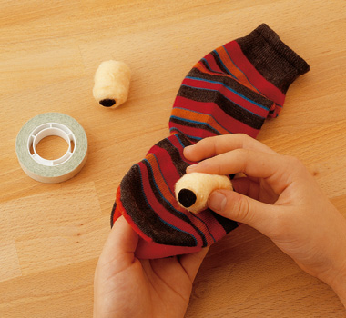 мастер класс кукла из носка своими руками
