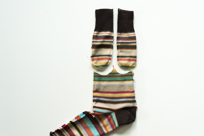 Носочки своими руками