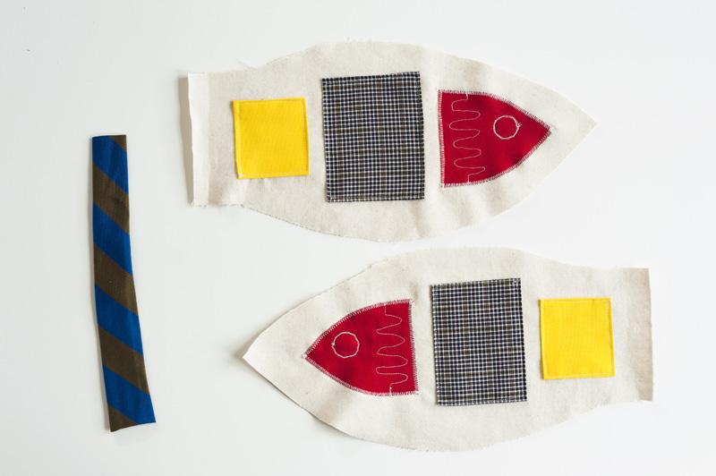 Развивающая игрушка для малыша рыбка своими руками мастер класс