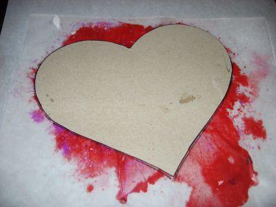 сердечки сделанные своими руками мастер класс