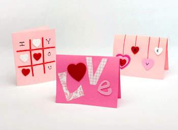 Валентинка своими руками. Подарок на день святого Валентина мастер класс