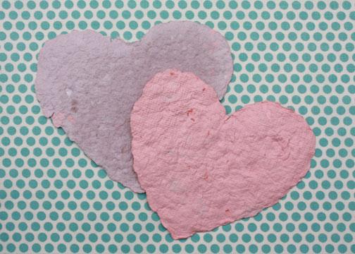 Подарки на день Святого Валентина. Поделка к дню Влюбленных - сердечки своими руками мастер класс