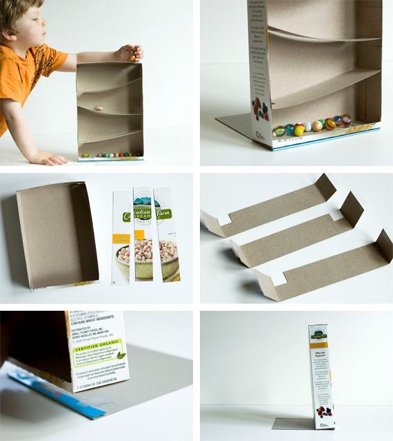 Идеи из картона для детей своими руками 22