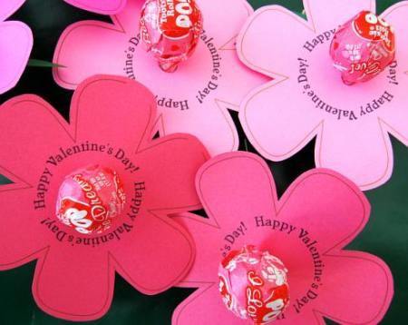цветы на день святого валентина мастер класс своими руками