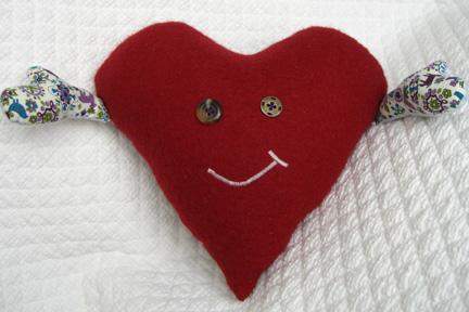 Валентинка своими руками. Сердечки к дню Влюбленных мастер класс