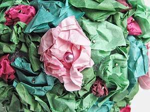 Топиари. Цветочный сад.своими руками мастер класс