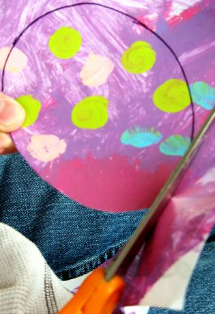Как сделать рисунки на окнах своими руками мастер класс