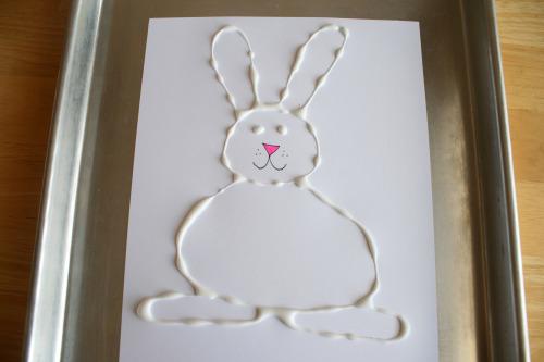 детские рисунки к пасхе