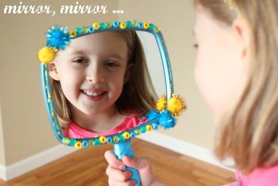 зеркало как у белоснежки