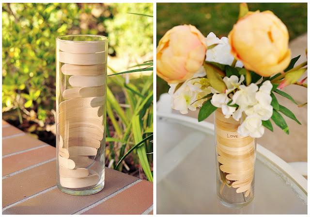 оригинальная ваза своими руками
