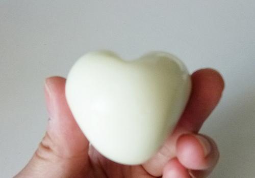 Поделка из яйца.Сердце своими руками.