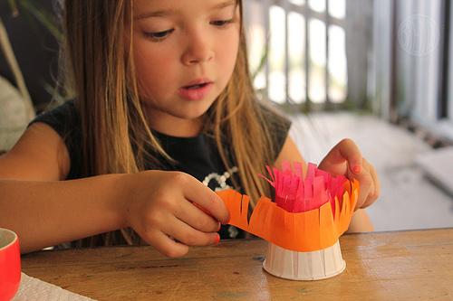 Оригинальная детская шляпка своими руками фото 693