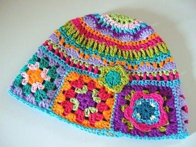Вязаные шапки для детей