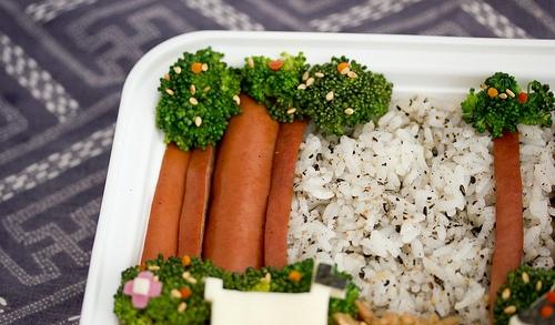 Бенто суши