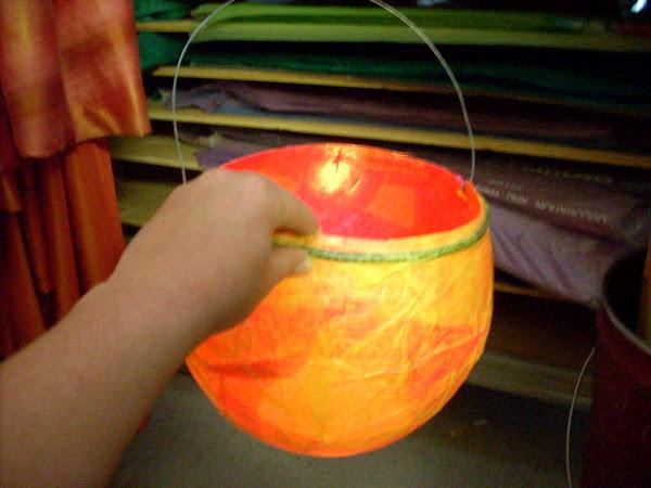 Как сделать фонарь своими руками