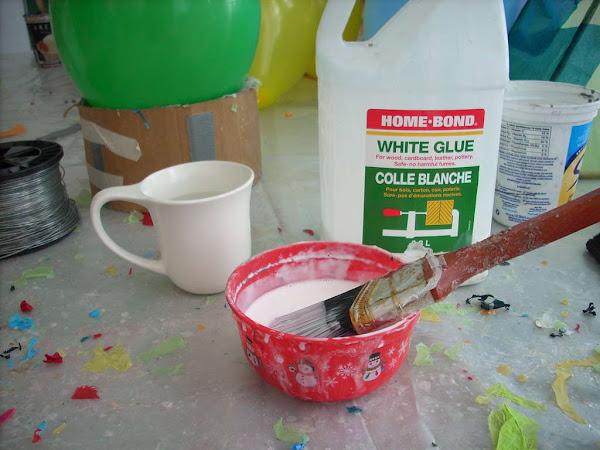 Как подарок сделать своими руками из цветной