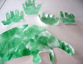 Игрушки из бумаги своими руками (делаем дракона из бумаги) (1)