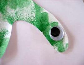 Игрушки из бумаги своими руками (делаем дракона из бумаги) (5)