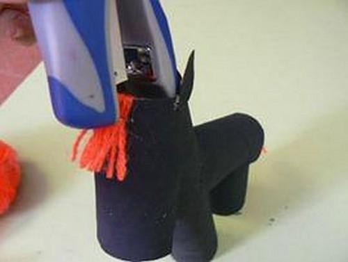 лошади из бумаги (3)