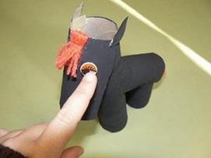 лошади из бумаги (2)