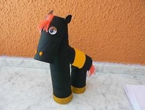 лошади из бумаги (1)