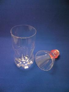 Ваза из пластиковой бутылки (16)