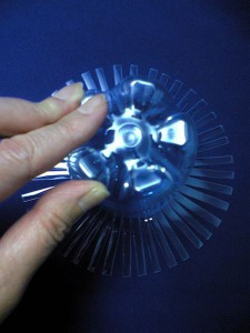 Ваза из пластиковой бутылки (11)