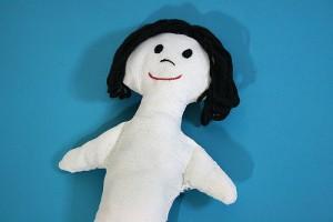 Тряпичная кукла своими руками (3)