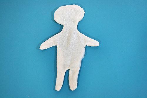 Тряпичная кукла своими руками (8)