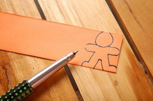 Фигурки из бумаги (5)