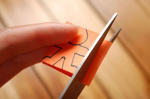 Фигурки из бумаги (3)