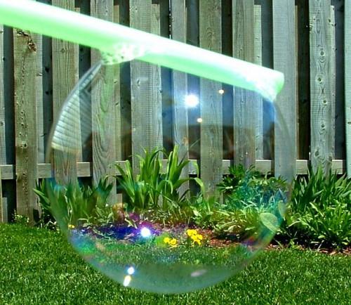 Мыльные пузыри своими руками (17)