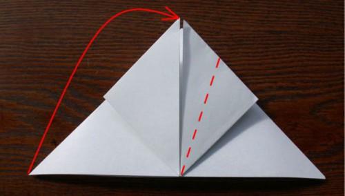Лягушка оригами (11)