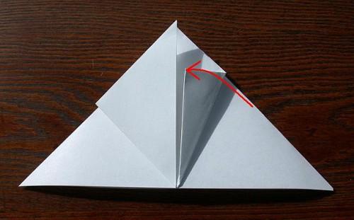 Лягушка оригами (10)