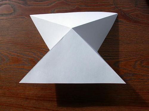 Лягушка оригами (13)