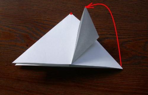 Лягушка оригами (12)