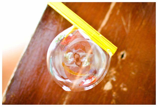 Мыльные пузыри своими руками (7)