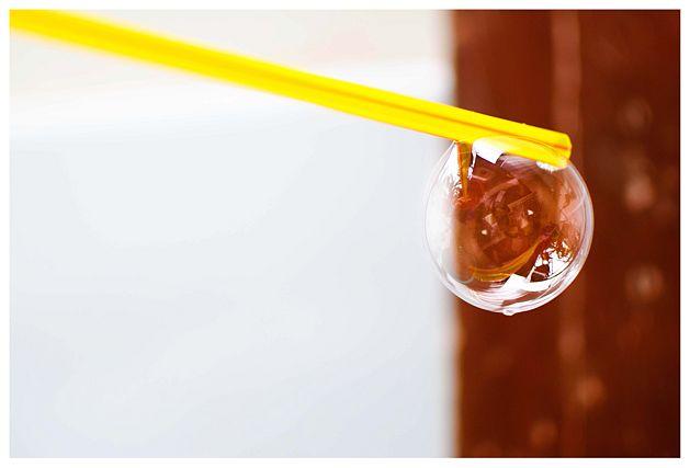Как сделать мыльные пузыри в домашних условиях с желатином