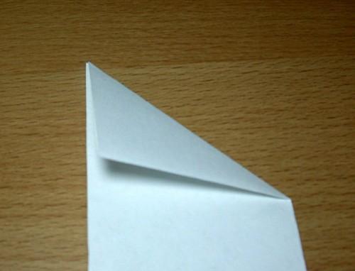 Как сделать из бумаги звезду (10)