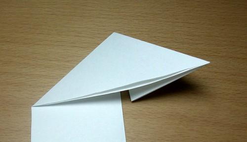 Как сделать из бумаги звезду (8)