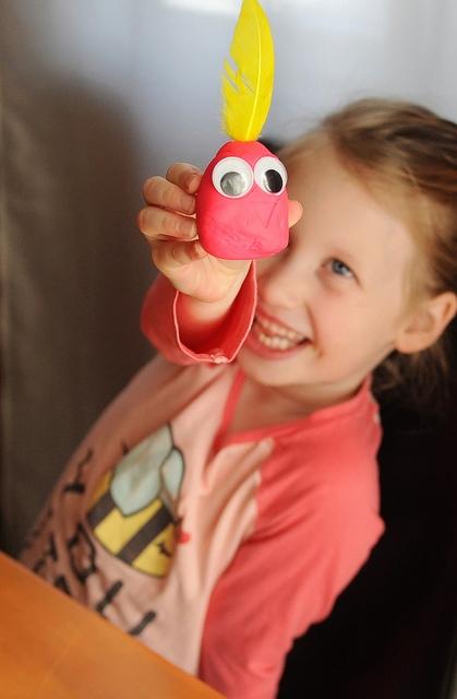 Как сделать своими руками? поделки из пластилина для малышей (3