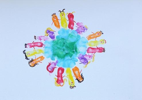 Детские рисунки мира (1)