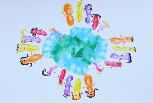 Детские рисунки мира (2)