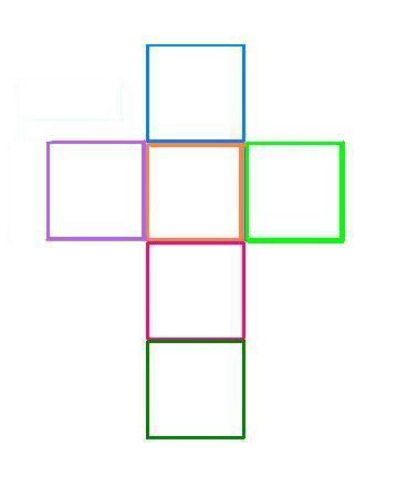 Куб из бумаги (5)