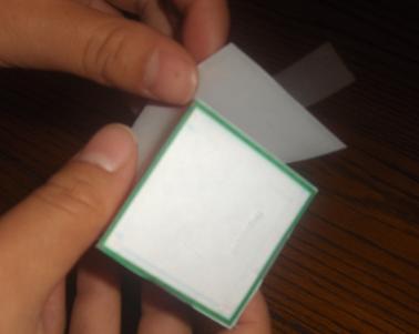 Куб из бумаги (1)