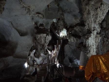 пещера в таиланде чианг май