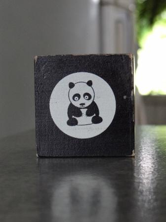 как поэтапно нарисовать панду