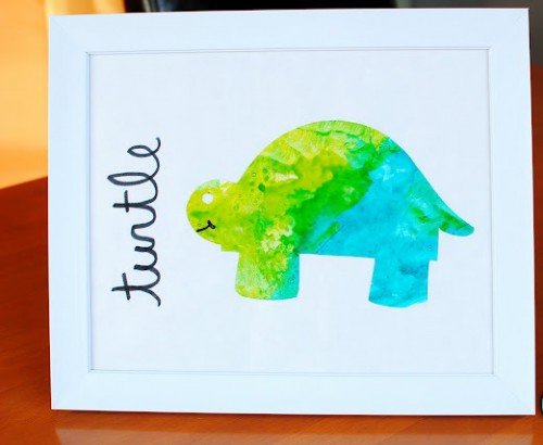 Оформление детских рисунков (3)